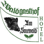 Logo Waldgasthof & Hotel Am Sauwald